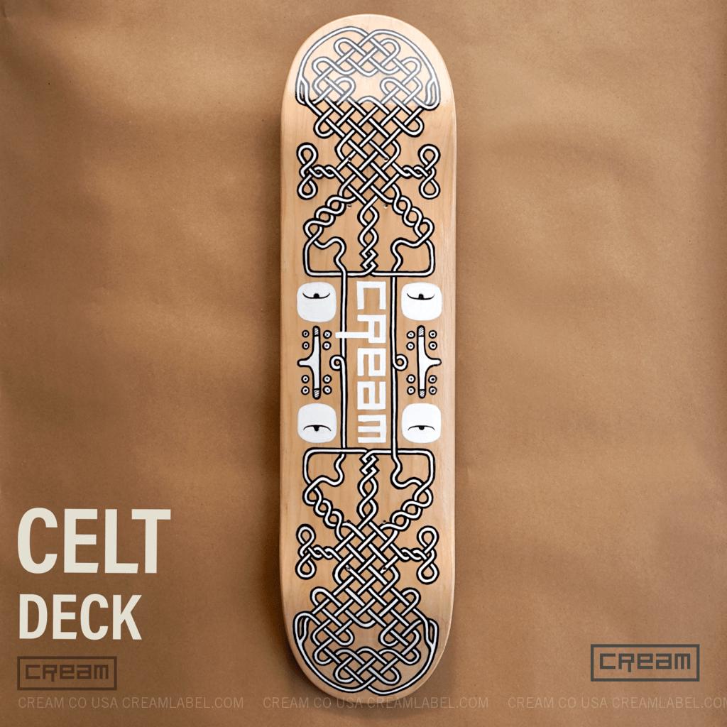 celt deck from cream co