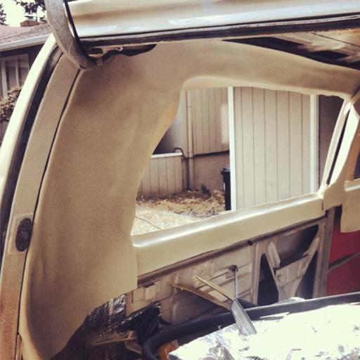 interior cargo hold