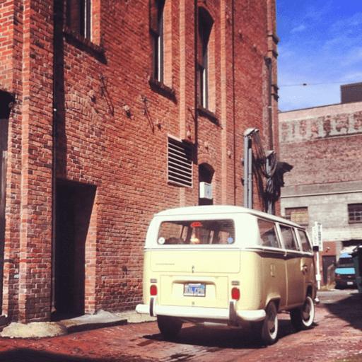 Pioneer Square bus