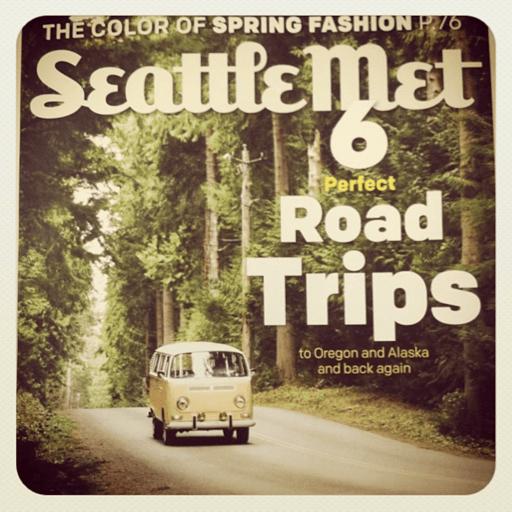 Seattle Met cover