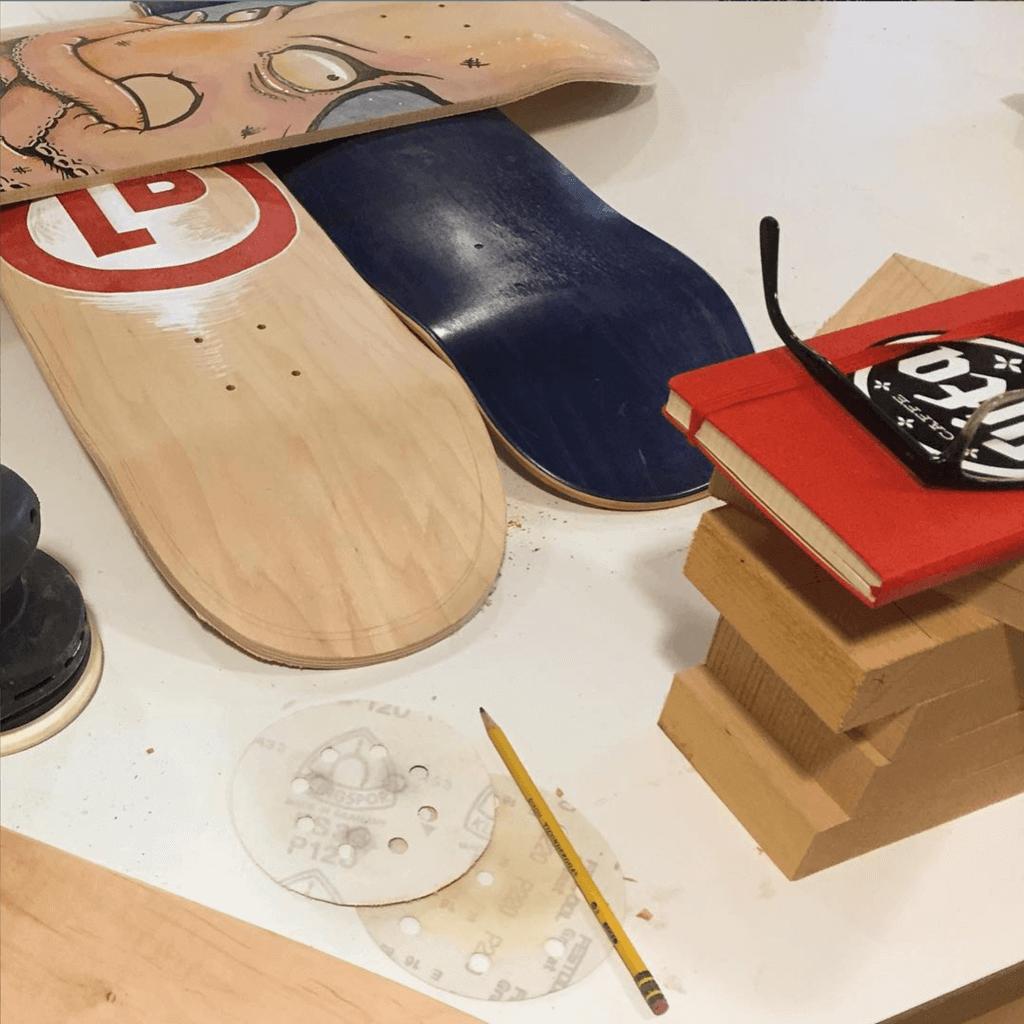 wood shop shapes