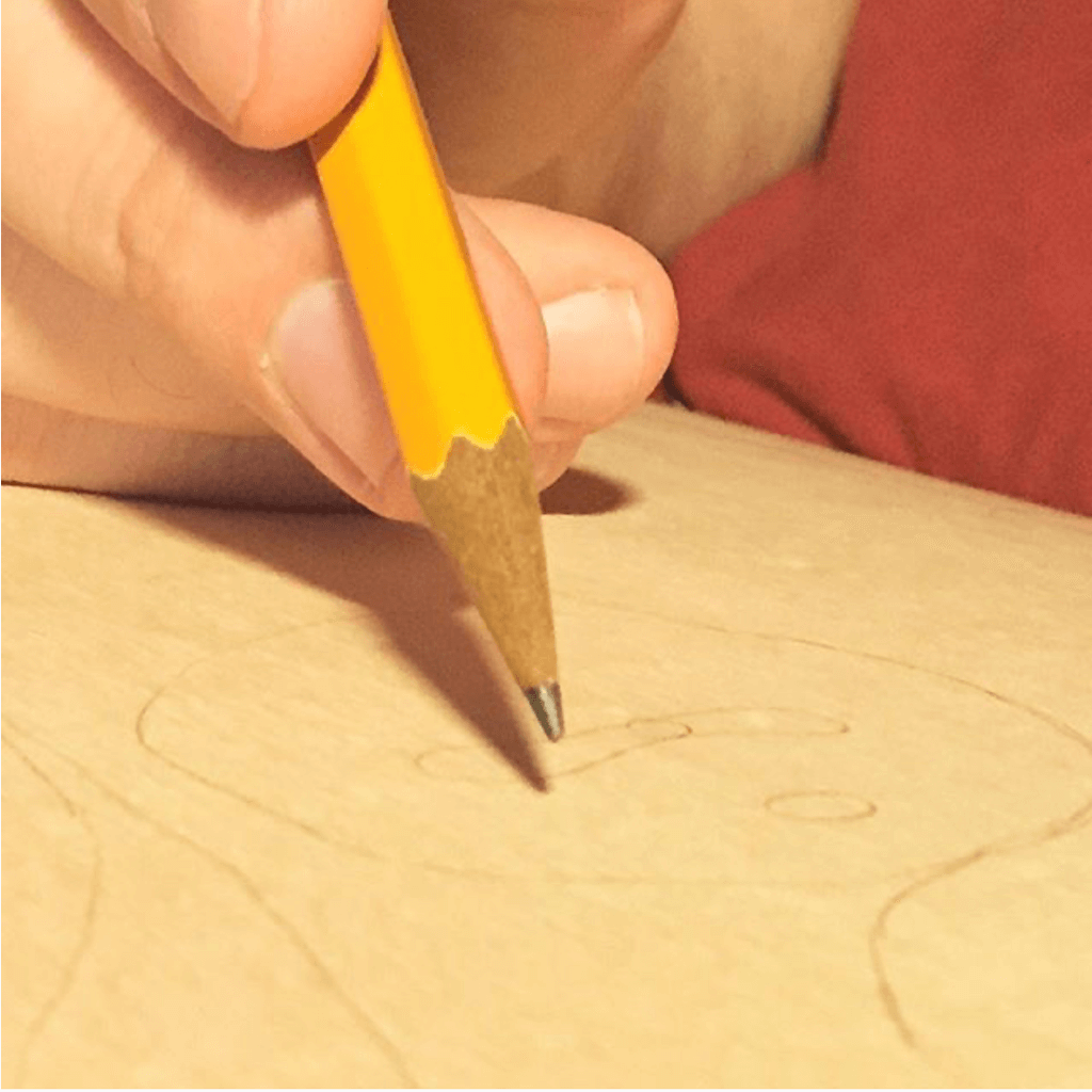 Pencilling in