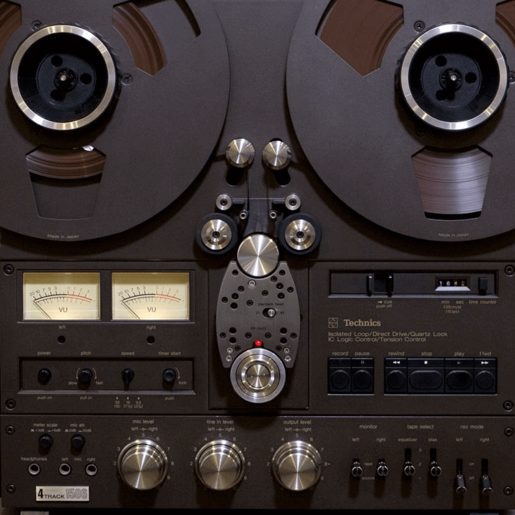 Technics Reel to Reel 1506