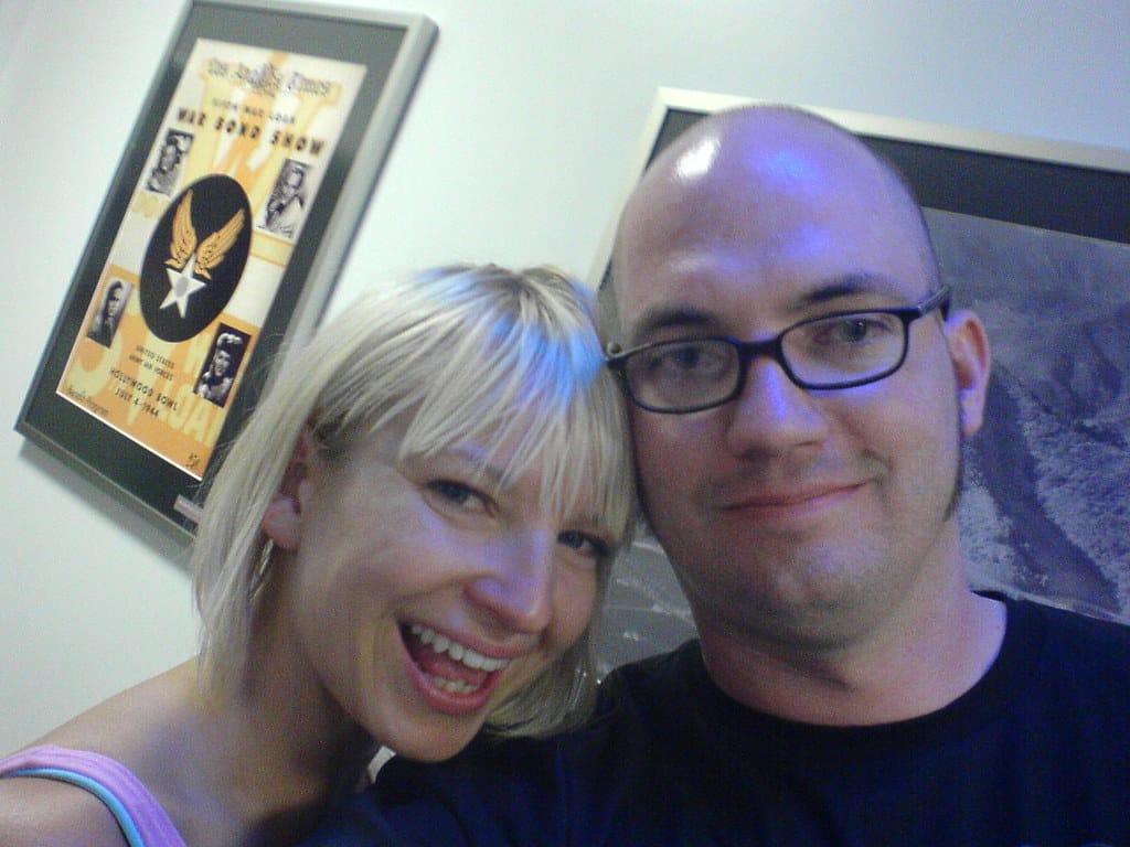 Sia at the Hollywood Bowl