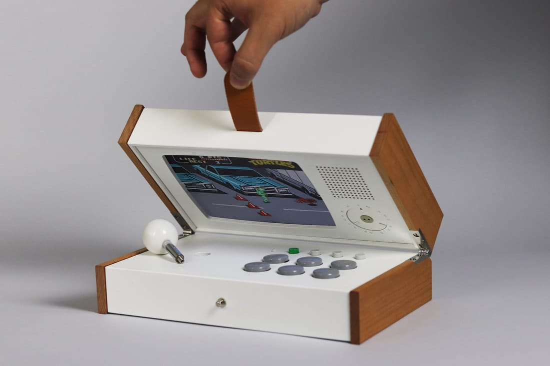 portable gamer gear